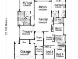 Single Storey Home Plans Modern Luxury Single Story House Plans