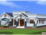 Single Story Brick House Plans Kerala Single Story House Plans Single Story Brick House