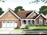 Single Story Brick House Plans One Story Brick House Brick One Level House Plans One