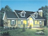 Single Story Cape Cod House Plans Briarwood Country Cottage Home Plan 007d 0030 House