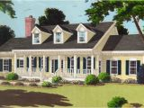 Single Story Cape Cod House Plans Great One Story 7645 3 Bedrooms and 2 5 Baths the