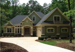 Single Story Craftsman Home Plans Craftsman Home Plans One Story Craftsman House Plan