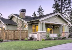 Single Story Craftsman Home Plans northwest Style Craftsman House Plan Single Story