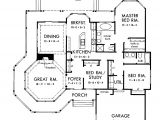 Single Story Home Floor Plans Amazing 1 Story Home Plans 5 Single Story House Floor