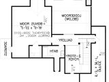 Single Story Home Floor Plans Contemporary One Story House Plans
