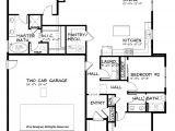 Single Story Home Floor Plans Marvelous House Plans 1 Story 8 Craftsman Single Story