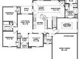 Single Story Home Floor Plans Single Story Open Floor Plans One Story 3 Bedroom 2