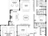 Single Story Home Plans 4 Bedroom Single Story House Plans