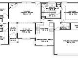 Single Story Home Plans with Bonus Room 30 Luxury 4 Bedroom House Plans One Story Bonus Room