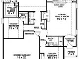 Single Story Home Plans with Bonus Room One Story Bedroom Modern House Plans Single Inspirations