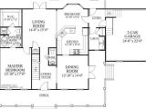 Single Story Home Plans with Two Master Suites 24 Surprisingly Single Story House Plans with 2 Master