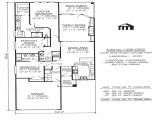 Single Story House Plans for Narrow Lots Modern One Story House One Story Narrow House Plans