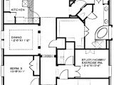 Single Story House Plans for Narrow Lots One Story House Plans Bonus Room Cottage House Plans