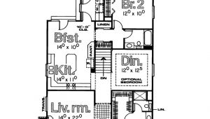 Single Story House Plans for Narrow Lots Single Story House Plans for Narrow Lots Cottage House Plans