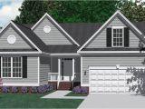Single Story House Plans with Bonus Room Above Garage Houseplans Biz House Plan 1861 C the Millwood C