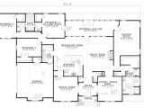 Single Story House Plans with Mother In Law Suite House Plans and Design House Plan Single Story Mother In