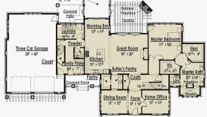 Single Story House Plans with Two Master Suites 5 Bedroom House Plans with 2 Master Suites Inspirational