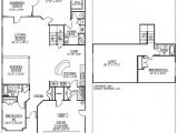 Single Story House Plans without Garage Modern House Plans 1 Story Floor Plan Single Open