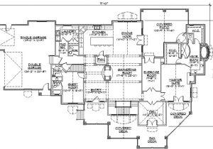 Single Story Luxury Home Plans Beautiful Single Story Luxury House Plans 7 Luxury House