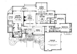 Single Story Luxury Home Plans One Story Luxury House Plans Best One Story House Plans