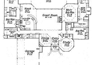 Single Story Luxury Home Plans Single Story Luxury House Plans Smalltowndjs Com