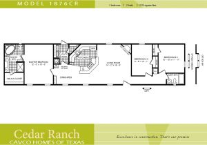 Single Wide Mobile Home Floor Plans 1 Bedroom Scotbilt Mobile Home Floor Plans Singelwide Cavco Homes