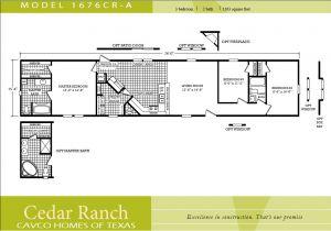 Single Wide Mobile Home Floor Plans 1 Bedroom Scotbilt Mobile Home Floor Plans Singelwide Single Wide