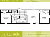 Single Wide Mobile Home Floor Plans 2 Bedroom Double Wide Mobile Homes Factory Expo Home Center Floor