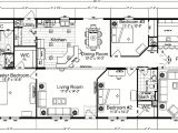 Single Wide Mobile Home Floor Plans 2 Bedroom Double Wide Mobile Homes with Two Master Suits Bing