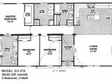 Single Wide Mobile Home Floor Plans Double Wide Mobile Home Floor Plans Also 4 Bedroom