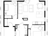 Sketch Plan for 2 Bedroom House 2 Bedroom Floor Plans Roomsketcher