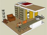 Sketchup Home Plans Google Sketchup 3d Tiny House Designs