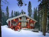 Ski Chalet Home Plans Vintage Farmhouse Alpine Ski Chalet