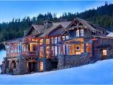 Ski Lodge Home Plans Rustic Ski Lodge Home Bunch Interior Design Ideas