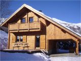 Ski Lodge Home Plans Snug Ski Chalet In the French Alps Small House Bliss