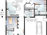 Skinny Home Plans Narrow Lot Florida House Plan 21650dr 1st Floor Master