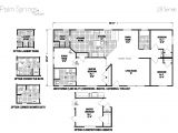 Skyline Homes Floor Plans Palm Springs Series 5starhomes Manufactured Homes