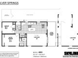 Skyline Homes Floor Plans Skyline Manufactured Homes Floor Plans