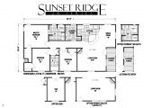 Skyline Homes Floor Plans Sunset Ridge Series 5starhomes Manufactured Homes