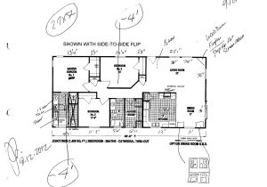 Skyline Manufactured Home Floor Plans Floor Plans for Skyline Mobile Homes