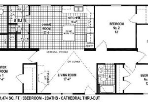 Skyline Mobile Home Floor Plans Luxury Skyline Mobile Homes Floor Plans New Home Plans