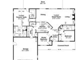 Slab Home Plans Ranch House Floor Plans Simple Slab House Plans 31823