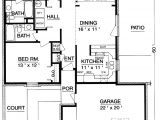 Slab On Grade Home Plans Two Story Slab On Grade House Plans
