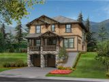 Sloped Lot Home Plans 3 Bed House Plan for Front Sloping Lot 23372jd