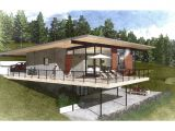 Sloping Hill House Plans Modern Style House Plan 4 Beds 3 50 Baths 3056 Sq Ft