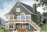 Sloping Lot Home Plans Plan 027h 0226 Find Unique House Plans Home Plans and