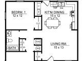 Small 2 Bedroom Home Plans Small 2 Bedroom Cottage Plans Homes Floor Plans