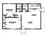 Small 2 Bedroom Home Plans Small Two Bedroom House Plans Homes Floor Plans