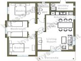 Small 4 Bedroom Home Plan Small 3 Bedroom House Floor Plans Simple 4 Bedroom House