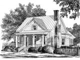 Small Colonial Home Plans Small Colonial Home Plans